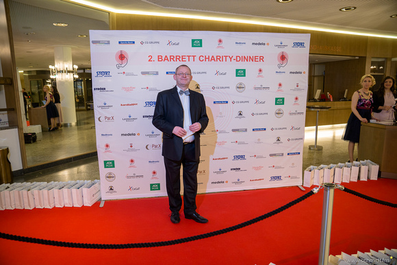 2. Barrett Charity-Dinner