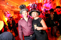 Party zum Hutball 2017